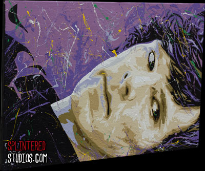 Sherlock pop art